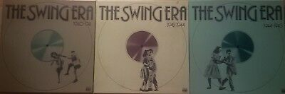3x3  LP-Box: The SWING ERA: TIME LIFE: 1940-1941, 1942-1944, 1944-1945