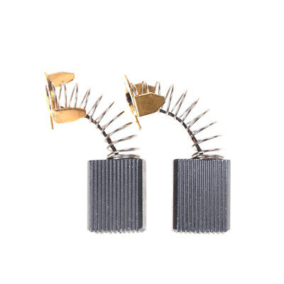 10 Pcs Replacement 16 x 13 x 6mm Motor Carbon Brushes  Tw