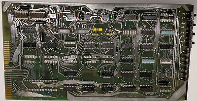 Vintage Codex Hi Speed Plug-in Circuit Board, Synch Ctrl, Circa 1977