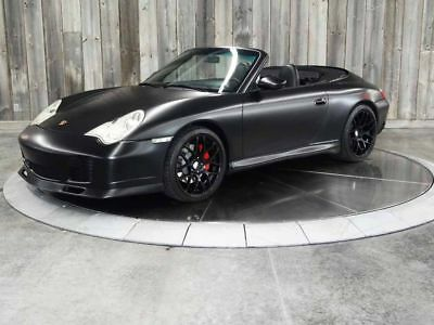 911 Trade a Classic or Muscle Car in on this Porsche 2004 Porsche 911 BLACK 6 cyl Automatic