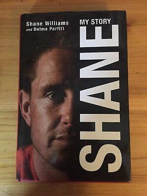 Shane Williams Autobiography SIGNED COPY