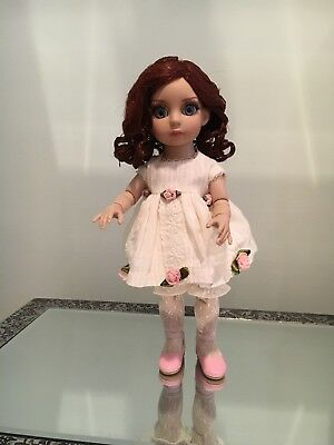 """Tonner Effanbee Patsy's Dressy Day 10"""" With Articulated Body New"""