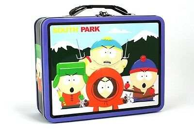 South Park Metal Lunch Box [Blue]