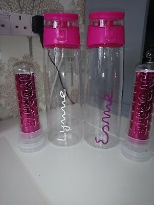 Personalised *Love* Water *Island* Bottle with Fruit Infuser