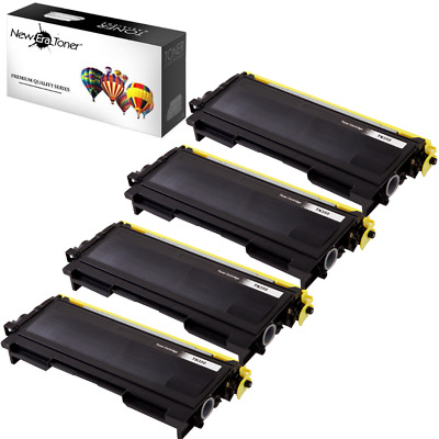 4pk - Toner Cartridge For Brother FAX-2920 IntelliFax 2820 2910 2920 DCP-7010