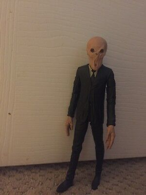 Dr Who The Silence Open Mouth Figure