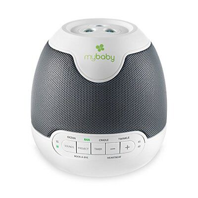 HoMedics myBaby Soundspa Lullaby Sounds and Projector MYB-S305