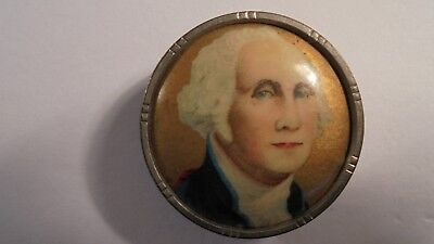bouton ancien, GEORGE WASHINGTON