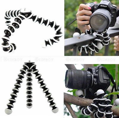Mini Portable Octopus Flexible Tripod Stand Gorilla Pod For Phone Camera