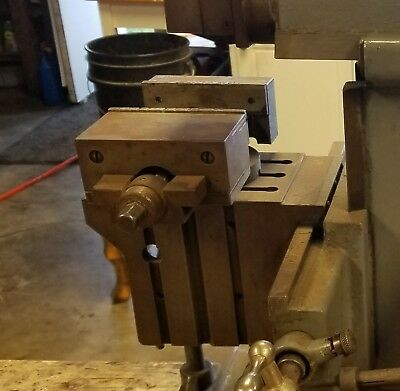 Metal Shaper Vise mill lathe machinist South bend atlas ammco logan