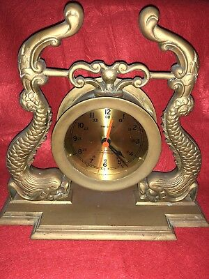 Ship Clock US Maritime Commision: From The Estate of Rudy Vallee