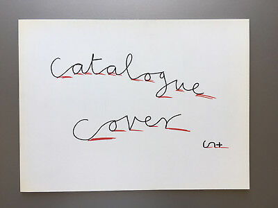 D. Hockney, L.A. Louver Gallery, Venice, 1989 catalog, Some New Pictures, Maupin
