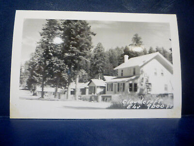 RPPC Cloudcroft, NM NEW MEXICO Otero County - Residence Houses at 9000 Feet Elev