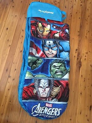 Children's ReadyBed - Avengers. Pick Up Only!
