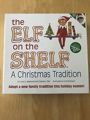 The Elf on the Shelf: A Christmas Tradition, New - Other (Read), Blue-Eye, Boy!