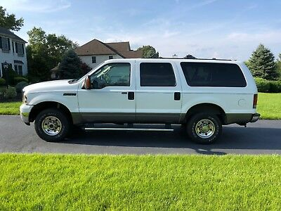 2005 Ford Excursion XLT 2005 Ford Excursion XLT 6.0 Diesel Heated Leather Seats, Remote Start