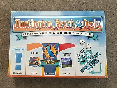 Huntington Beach Opoly