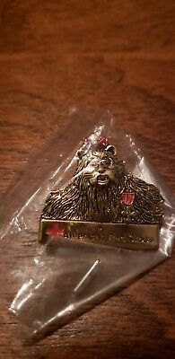 American Red Cross Wyandotte County Chapter Cowardly Lion Pin