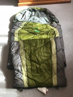 Outdoor Expedition Thermo 180 Sleeping Bag, -3 to +5 degrees C. Never Used.