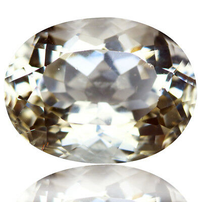 3.94 Ct ct SHIMMERING RARE UNHEATED BEST LUSTROUS YELLOW SCOPALITE !