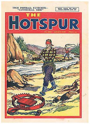 Buy Individual 1948/49 The Hotspur Comics  V.G.C. .See list