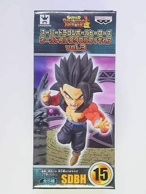 Super Dragon Ball Heroes World Collectable Figure WCF vol.3 Son Gohan GT 15