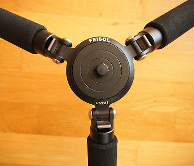Feisol CT 3342 carbon fiber tripod  sehr schön / excellent, rarely used