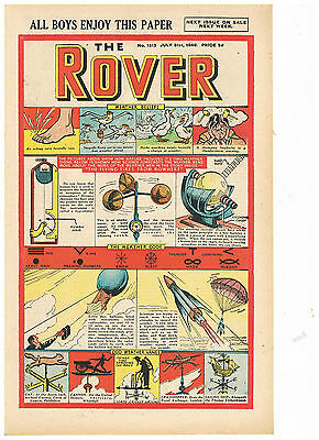 Buy Individual The Rover comics 1948/49 V.G.C (see list)