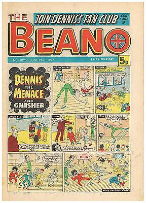 Buy Ind 1977/78/79 Beano Comics  VGC+ See List