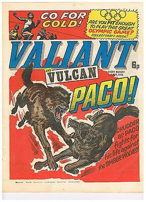 Buy Individual Valiant comics 1972/73/74/75/76 (Various Titles) V.G.C.+ See list