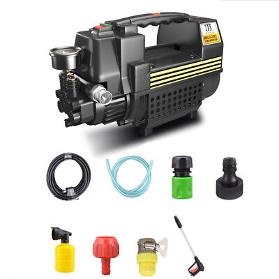 1800W High Pressure Water Cleaner Washer Electric Pump Hose Gurney Cleaning AU