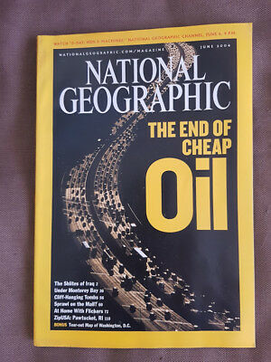 National Geographic The End of Cheap Oil June 2004