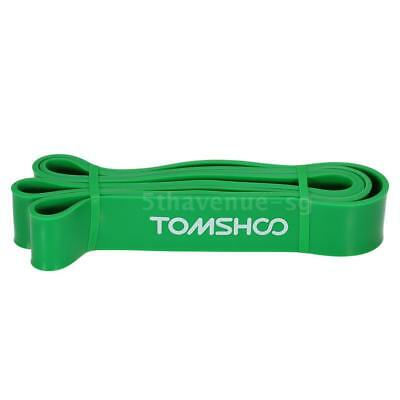 TOMSHOO 208cm Workout Schleifenband Assist Pull Up Band Stretch Resistance Z5D2
