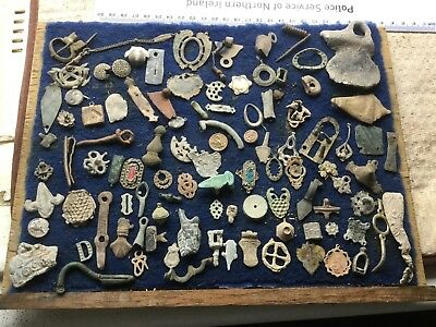 Large Lot Of Dug Up Artefacts 2