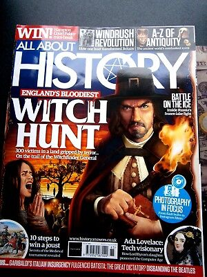 All About History Magazine Issue 65 (new)