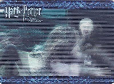 Harry Potter Poa Lenticular Case Topper Hermione Punches Malfoy