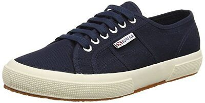 SUPERGA COTU CLASSIC 2750 LOW TOP SNEAKER size 10.5 blue BRAND NEW BOXED