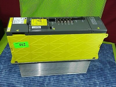 FANUC A06B-6096-H208 #L ver.H in Excellent Condition _ _ invoice_ art.442