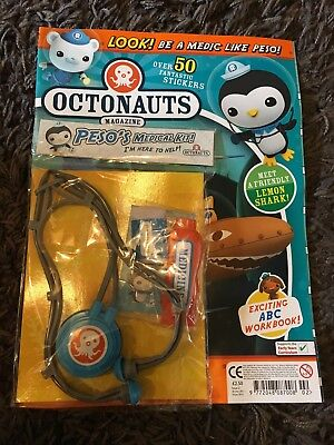 octonauts magazine origional first edition issue 2 30 Dec 2011