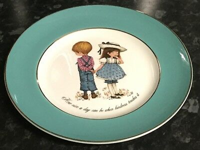 'Petticoats And Pantaloons' 'Third Edition' Plate With Gold Trim!