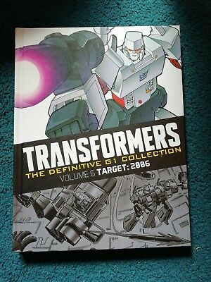 Transformers the definitive g1 collection Volume 6: Target : 2006