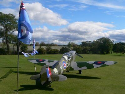 Celebrate The 100Th Anniversary Of The Raf. Own A Spitfire!