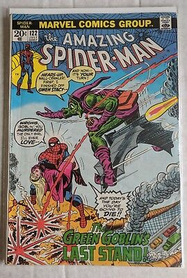 Marvel The Amazing Spiderman #122 (F)