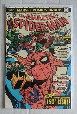 Marvel The Amazing Spiderman #150 (VF)