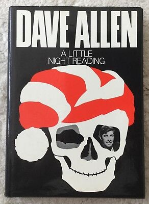 A Little Night Reading: Signed By Dave Allen 1974.