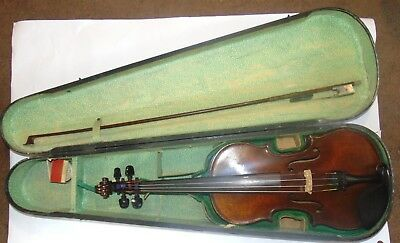 1920's vintage full size violin playable old and Antique
