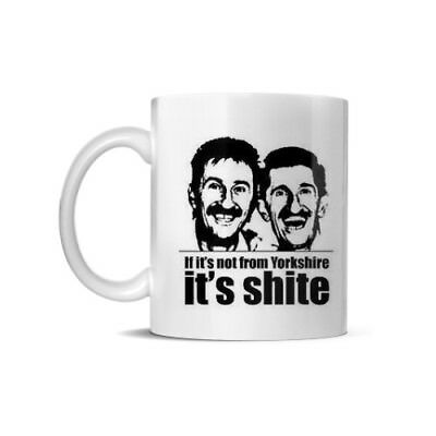 If Its Not From Yorkshire Funny Chuckle Brothers Coffee Tea Cup Cafe Mug
