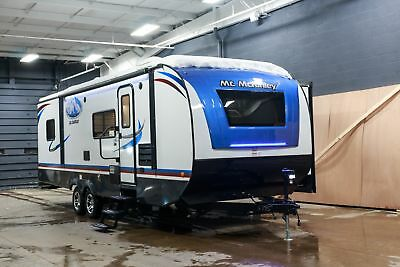 New Riverside  830Fk Front Kitchen 1 Slide Light Weight Luxury Travel Trailer Rv
