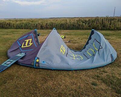 Kite North Juice 18qm 2016, No Rebel, Evo, Slingshot