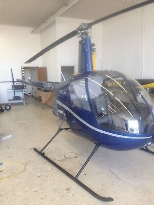 1981 Robinson R22 HP ADS-B In/Out Compliant Total Restoration Completed May 2018